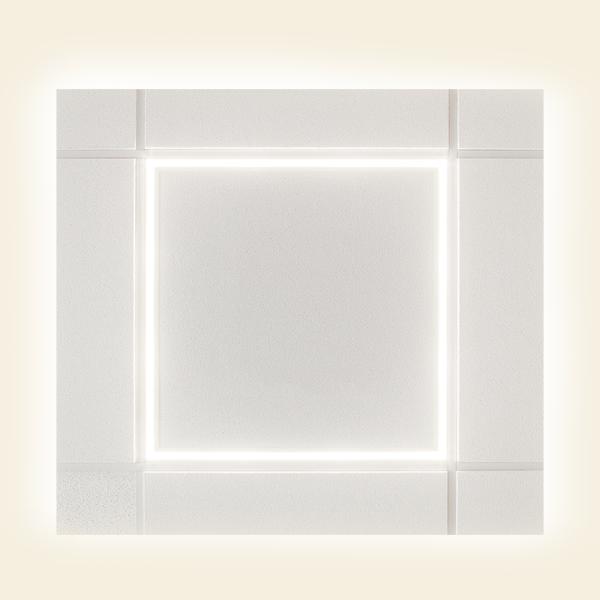 Панел за окачен таван с драйвър