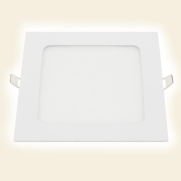 12W 840lm квадратен панел