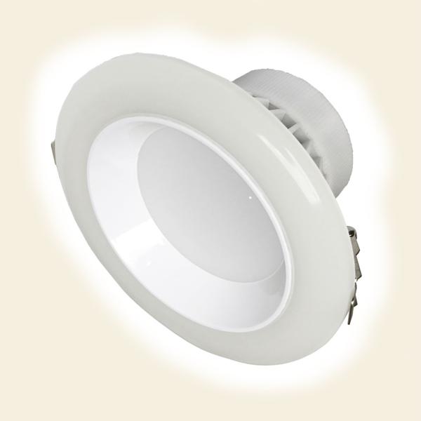 Димируема LED луна за вграждане