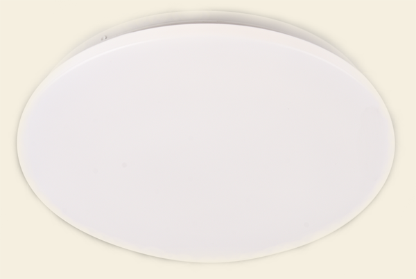 LED плафон 12W с несменуняем светлоизточник