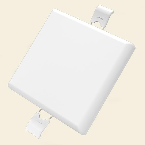 Безрамков квадратен панел