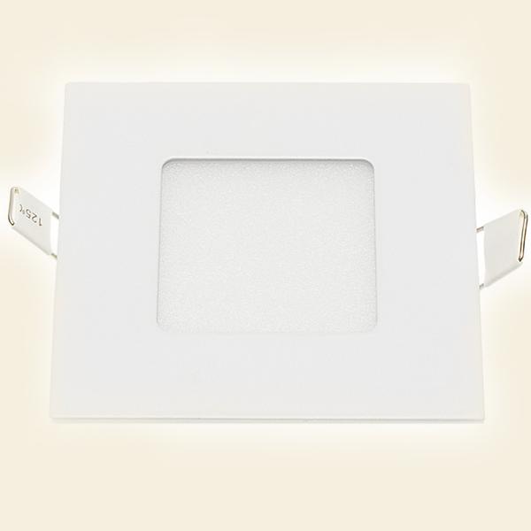 Мини панел квадратен LED 3W
