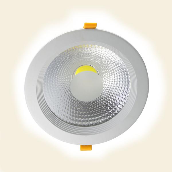COB LED луна 15W за вграждане